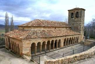 Iglesia del Salvador en Carabias S. XIII